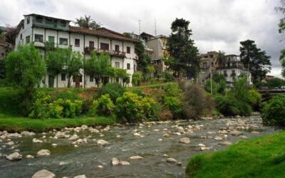 Mord am Fluss in Cuenca