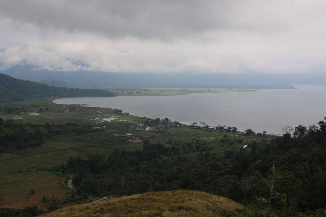 Fahrt von Tentena nach Rantepao am Poso See