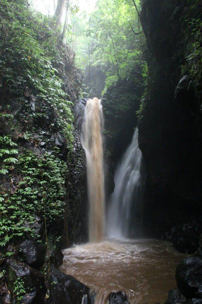 Git-Git - Wasserfall