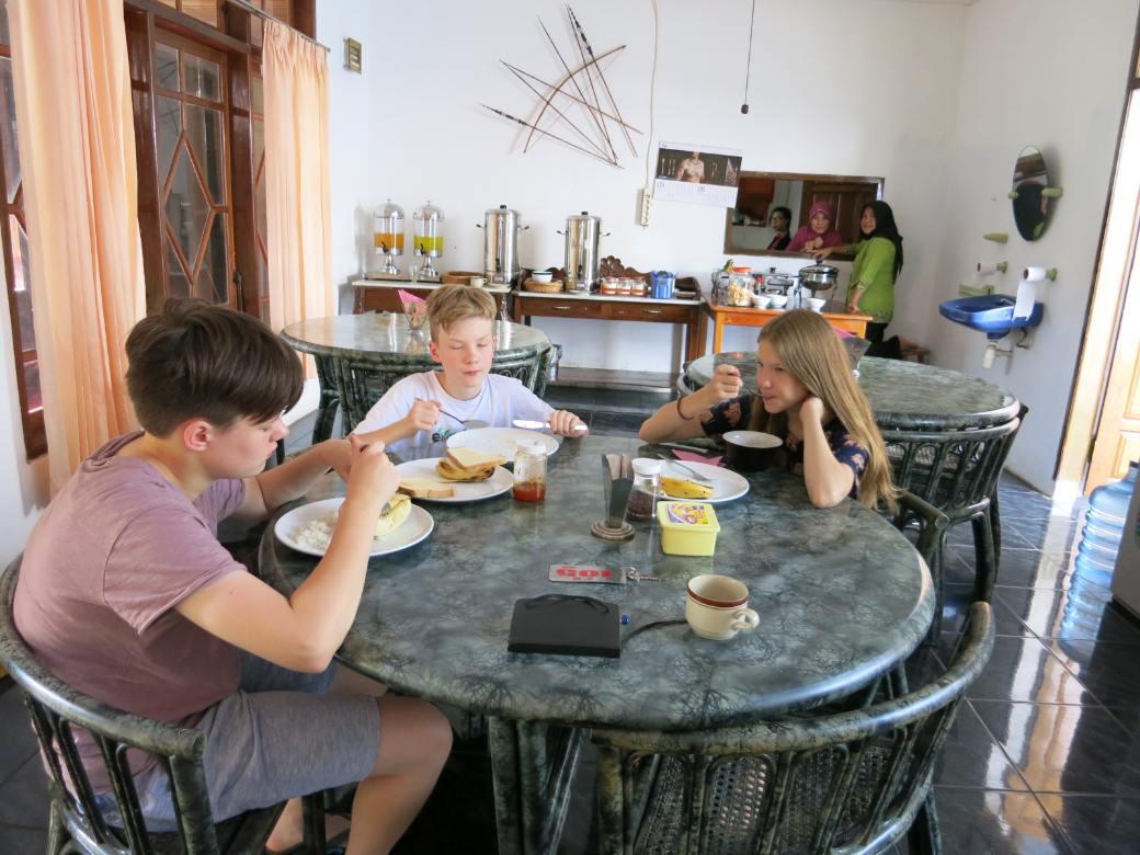 Gorontalo Frühstück