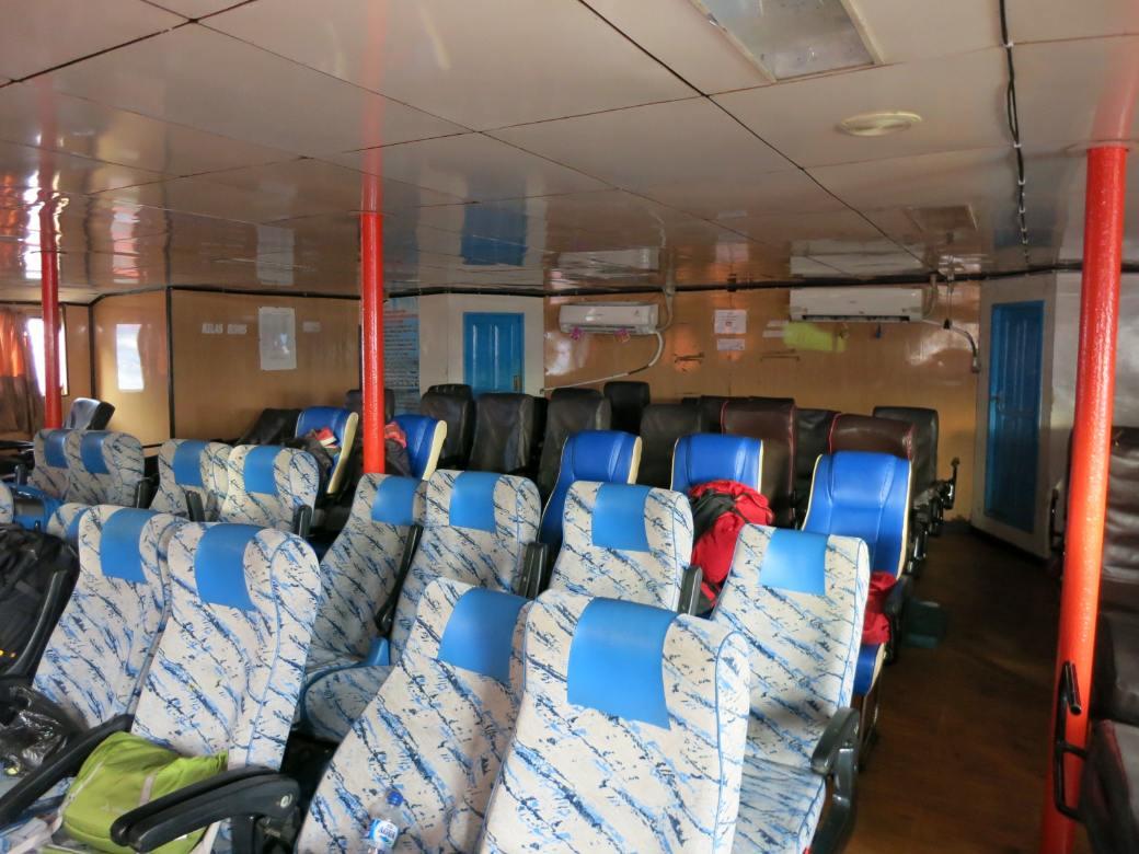 Gorontalo Tuna Tomini Bisnis Class