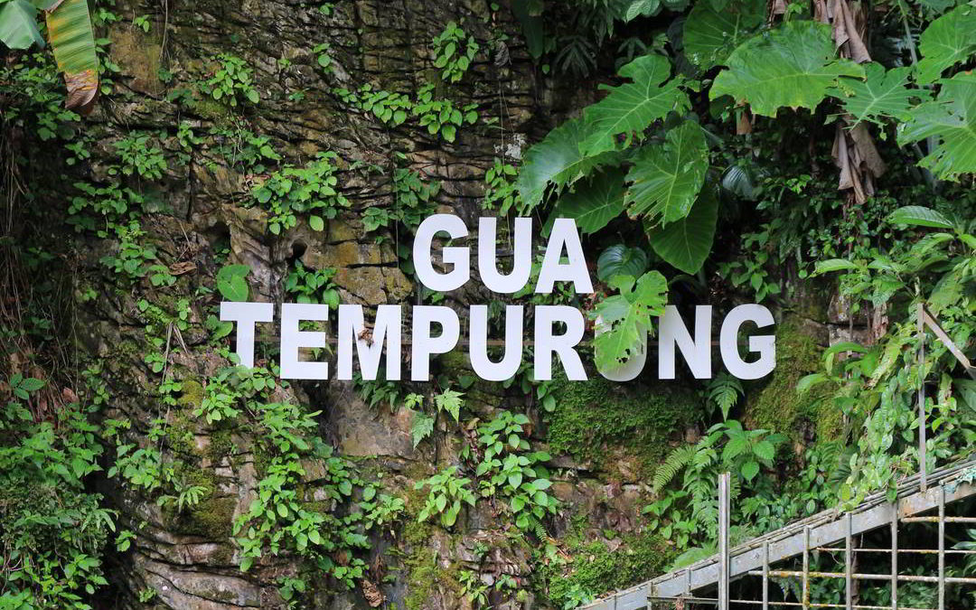 Gua Tempurung Höhle in Gopeng