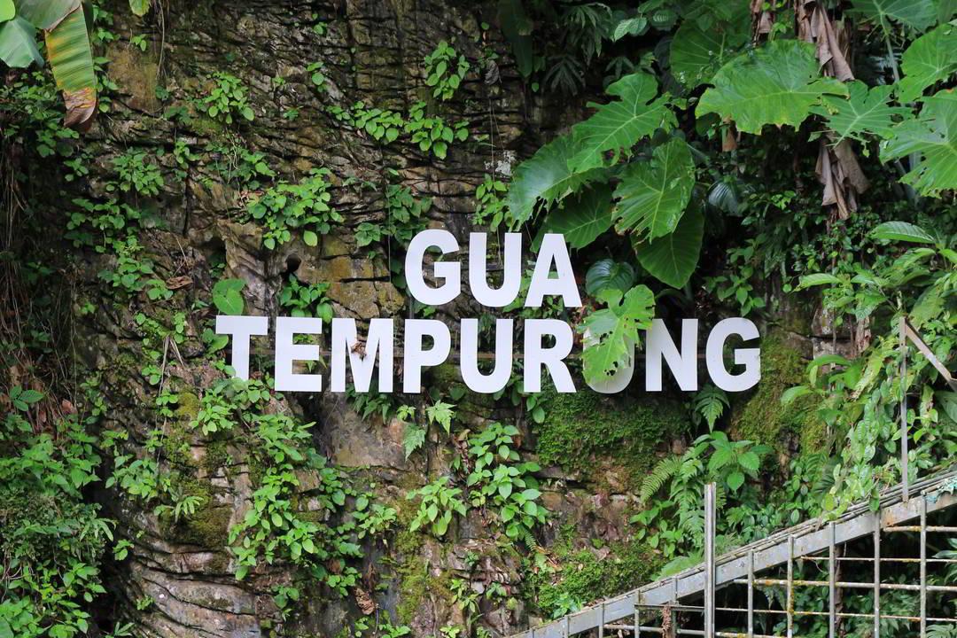 Gua Tempurung Höhle