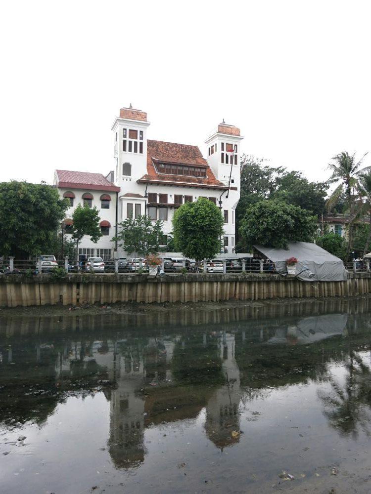 Holländische Kolonialbauten Jakarta