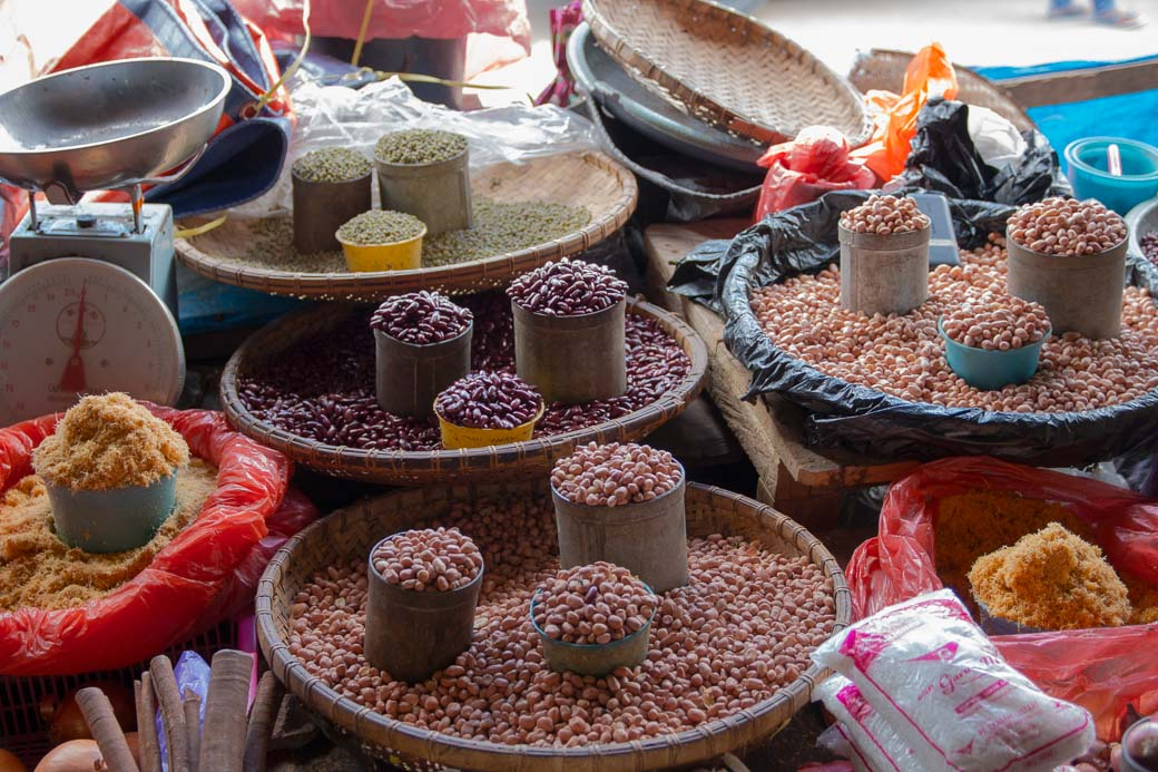 Bohnen, Pasar Bolu