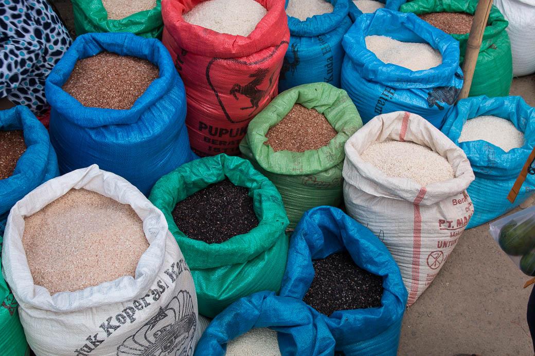 Reis, Pasar Bolu