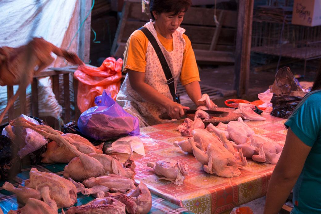 Hühner, Pasar Bolu