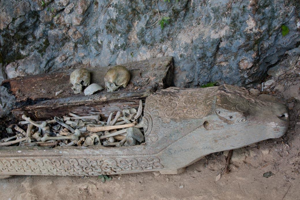 Felsengräber von Kete Kesu