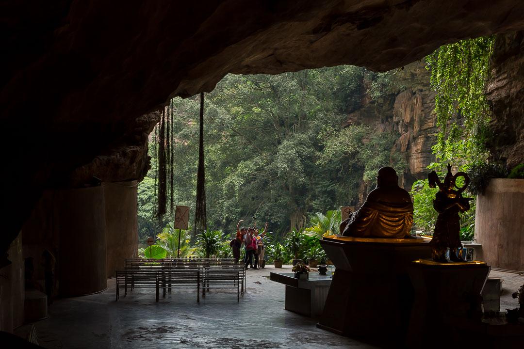 Kek Lok Tong Tempel, Ipoh, Malaysia