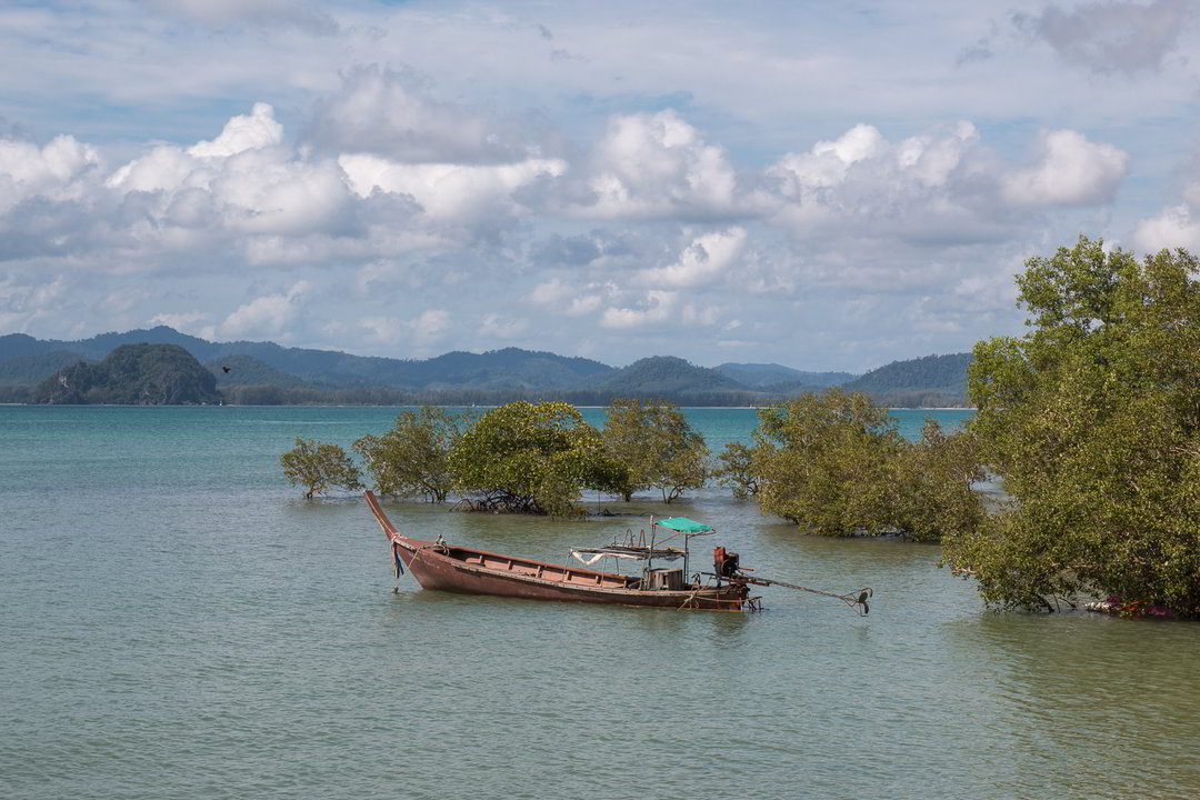 Longtailboot, Ko Muk, Thailand