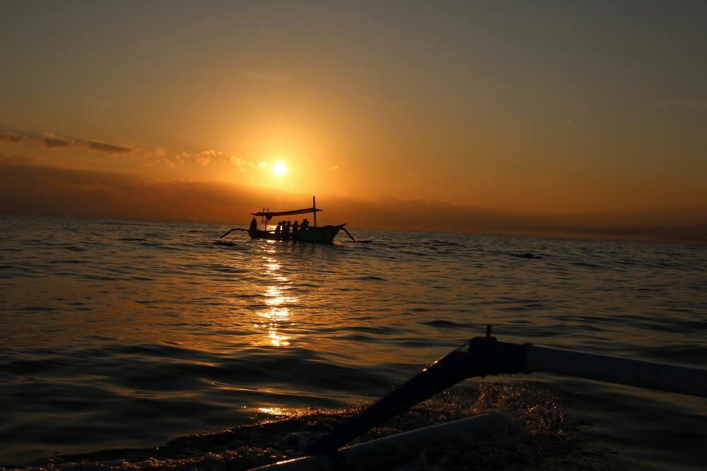 Lovina - Sonnenaufgang