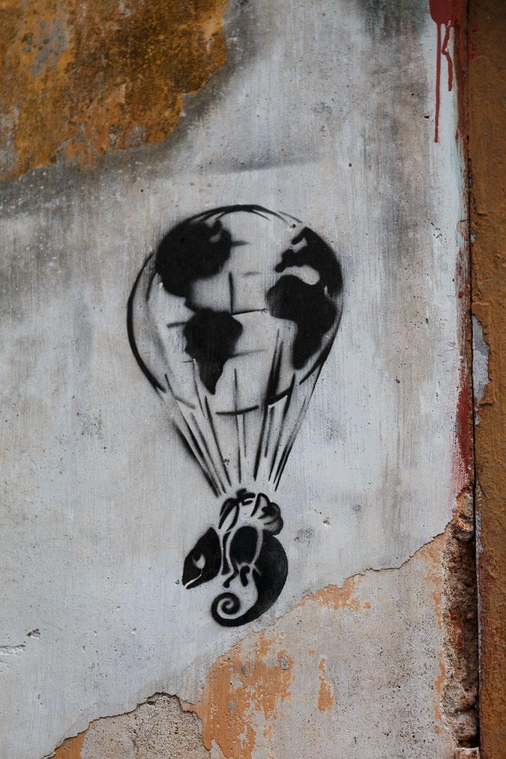 Street Art, George Town, Pulau Penang, Malaysia