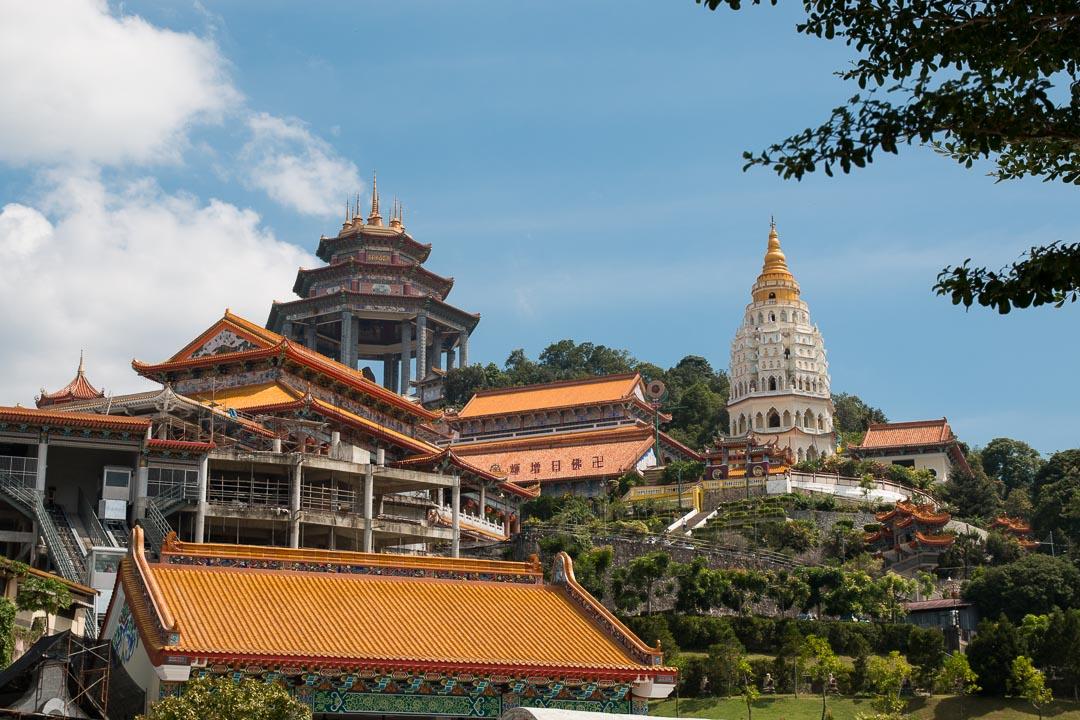 Kek Lok Tempel, Penang, Malaysia