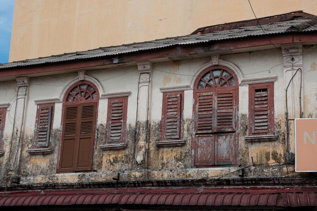 Kolonialstilhaus, George Town, Malaysia