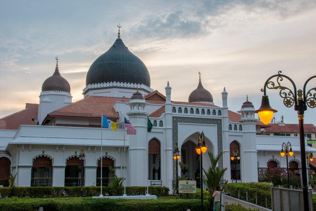 Kapitan Keling Moschee, George Town, Malaysia