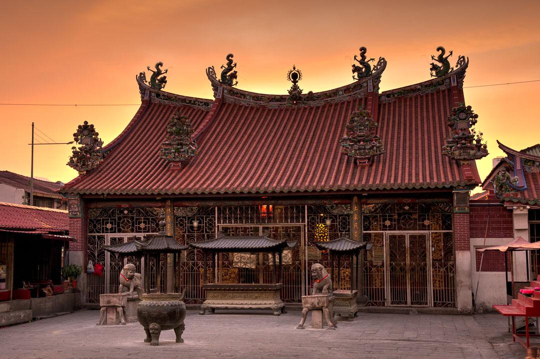 Tokong Kuan Yin taoistischer Tempel, George Town, Malaysia