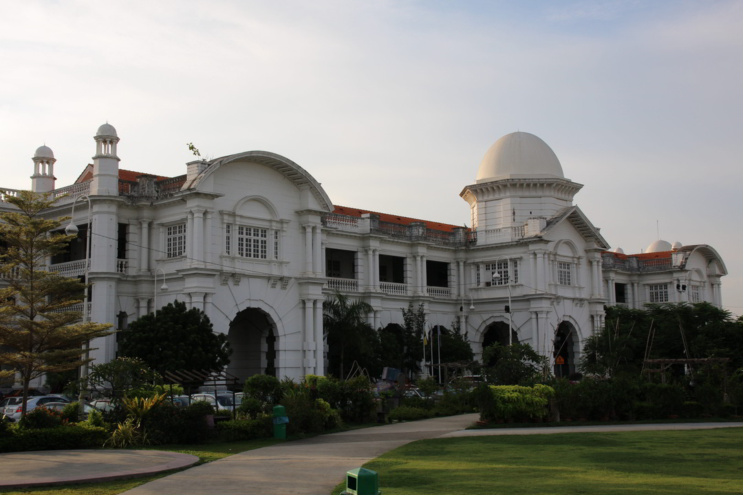 Bahnhof, Ipoh, Malaysia