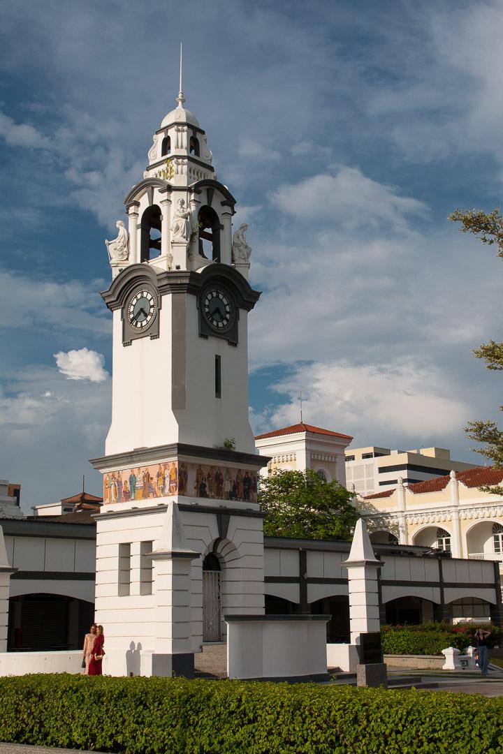 Clocktower, Ipoh, Malaysia