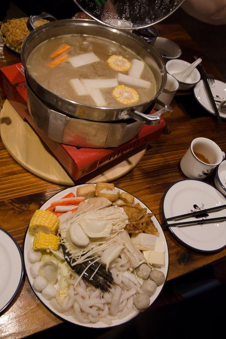 Hot Pot, Ipoh, Malaysia
