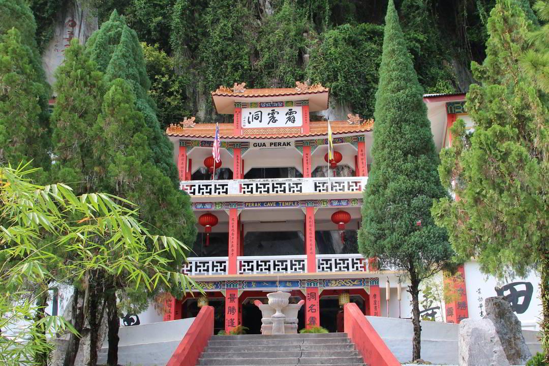 Perak Tong Tempel, Ipoh, Malaysia