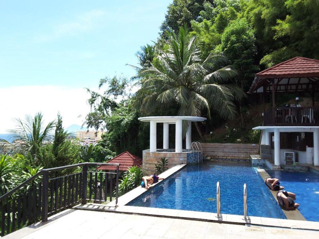 Manado Minahasa-Hotel Pool