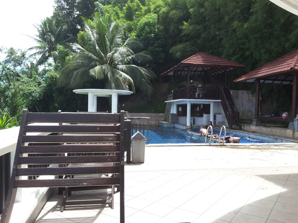 Manado Hotel Minahasa Pool