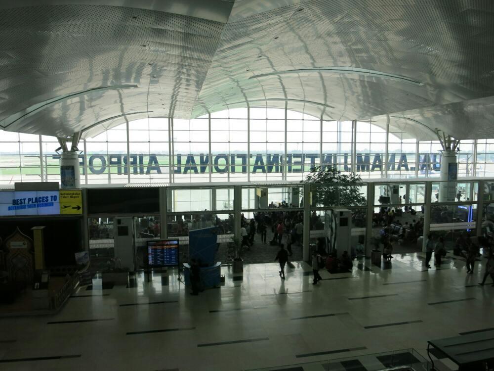 Medan - Flughafen