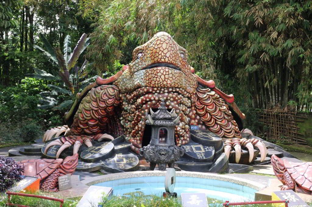 Minahasa Tomohon Vihara Buddhayana Tempel