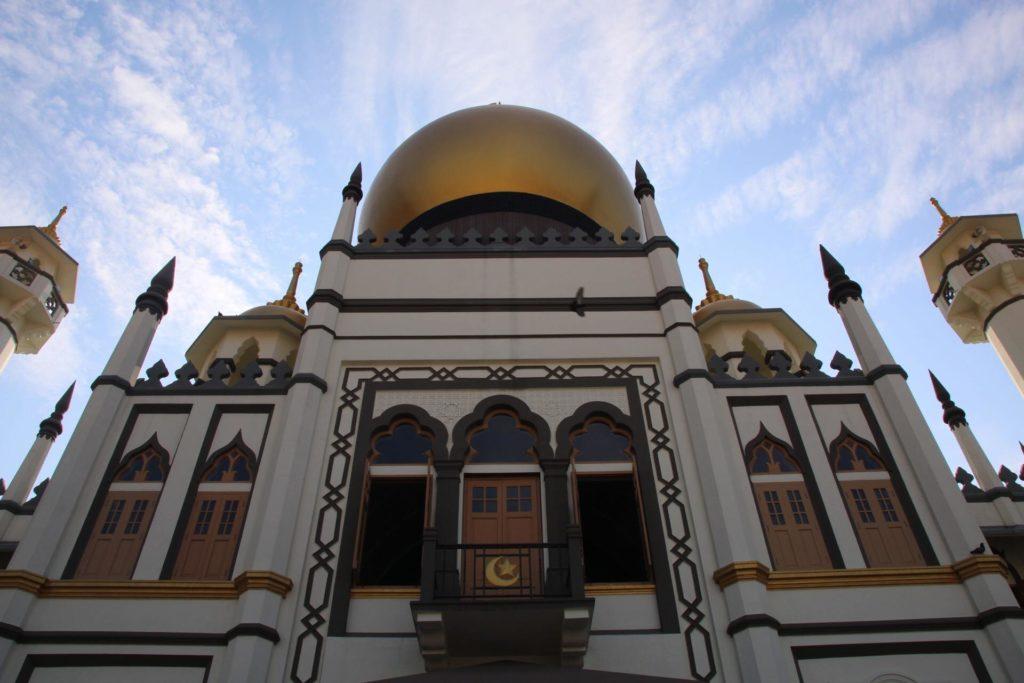 Moschee in der Arab Street
