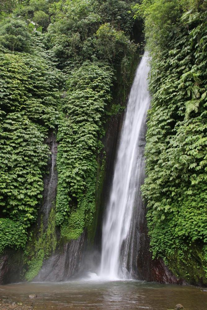 Munduk - Wasserfall