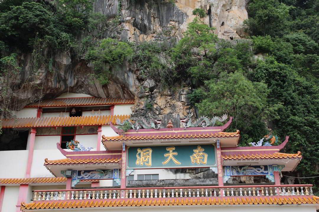 Sam Poh Tong Tempel, Ipoh, Malaysia
