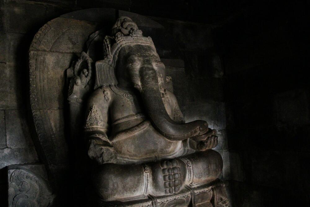 Prambanan - Ganesha