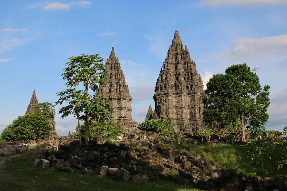 Prambanan - Haupttempel