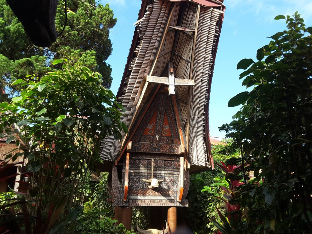 Rantepao Duta88 unser Bungalow