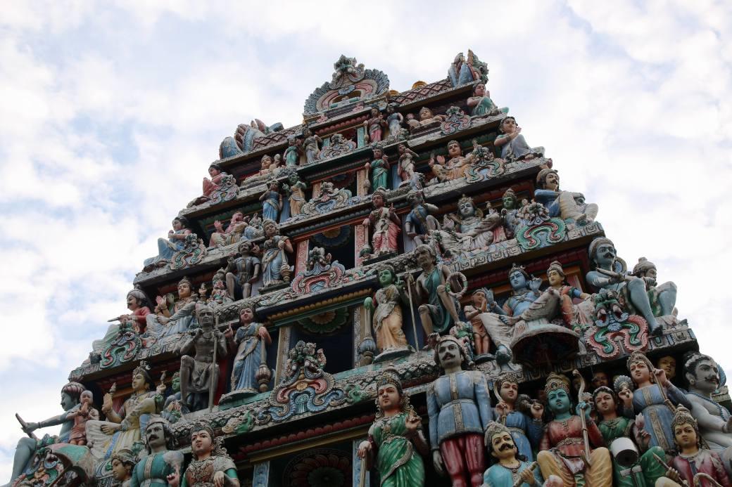 Singapur Chinesischer Tempel