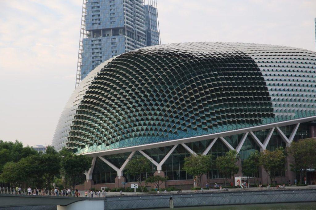 Singapur Esplanades Theatre