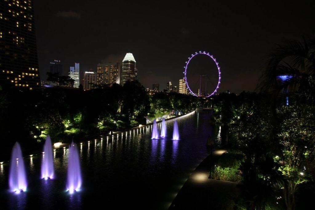 Singapurs Sehenswürdigkeiten sind zahlreich