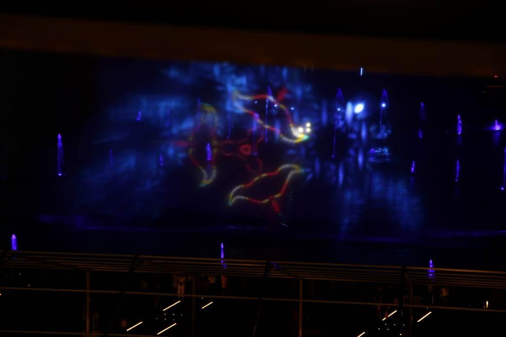 Singapur Lightshow