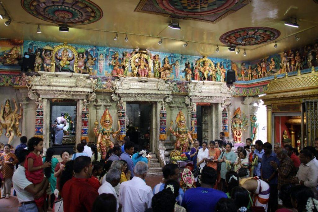 Singapur Little India Tempel