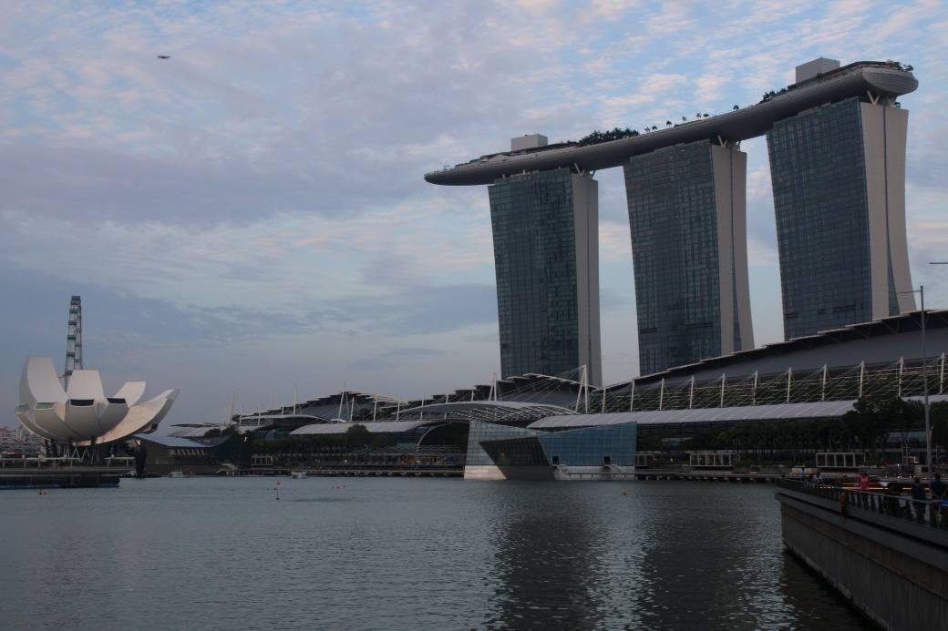 Singapur Marina Bay Sands