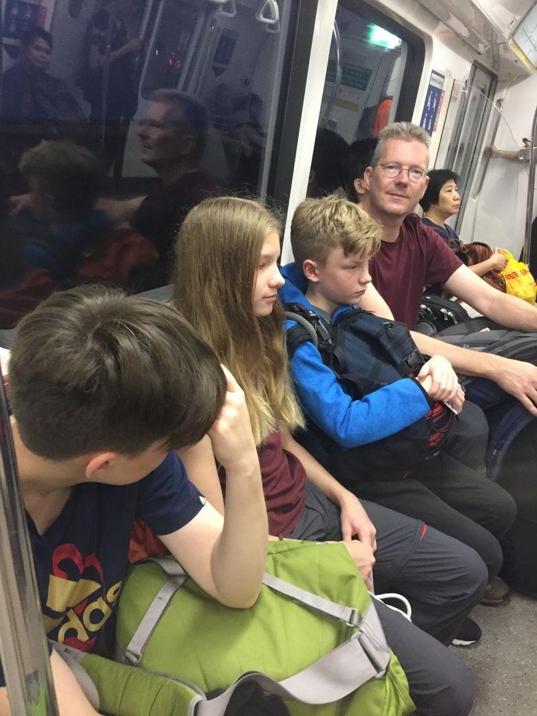 Singapur U-Bahn