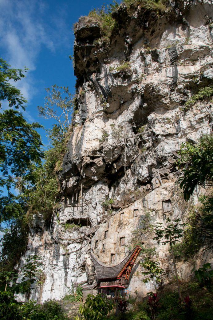 Sulawesi Felsengräber von Rantepao