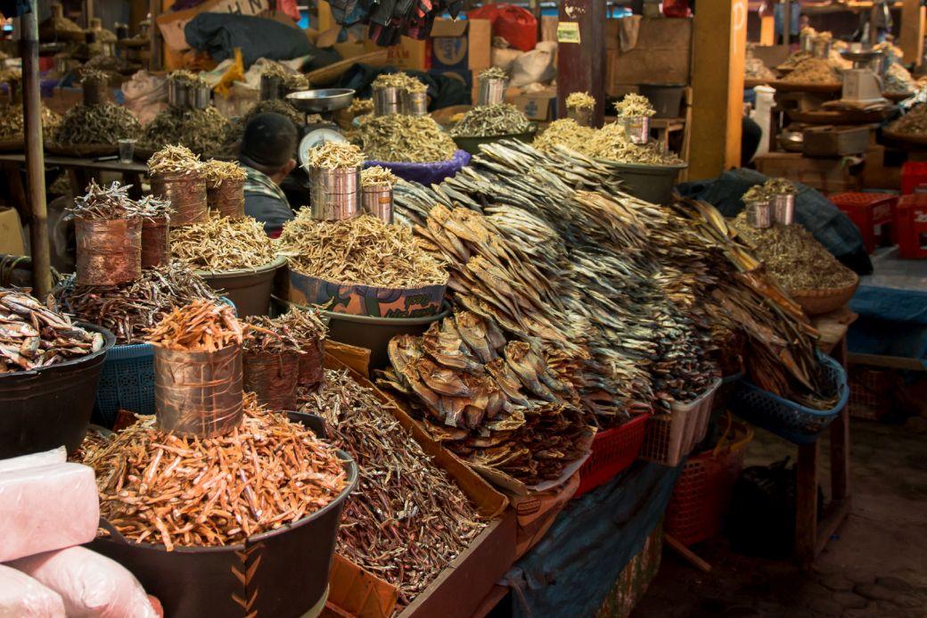 Sulawesi Rantepao Pasar Bolu