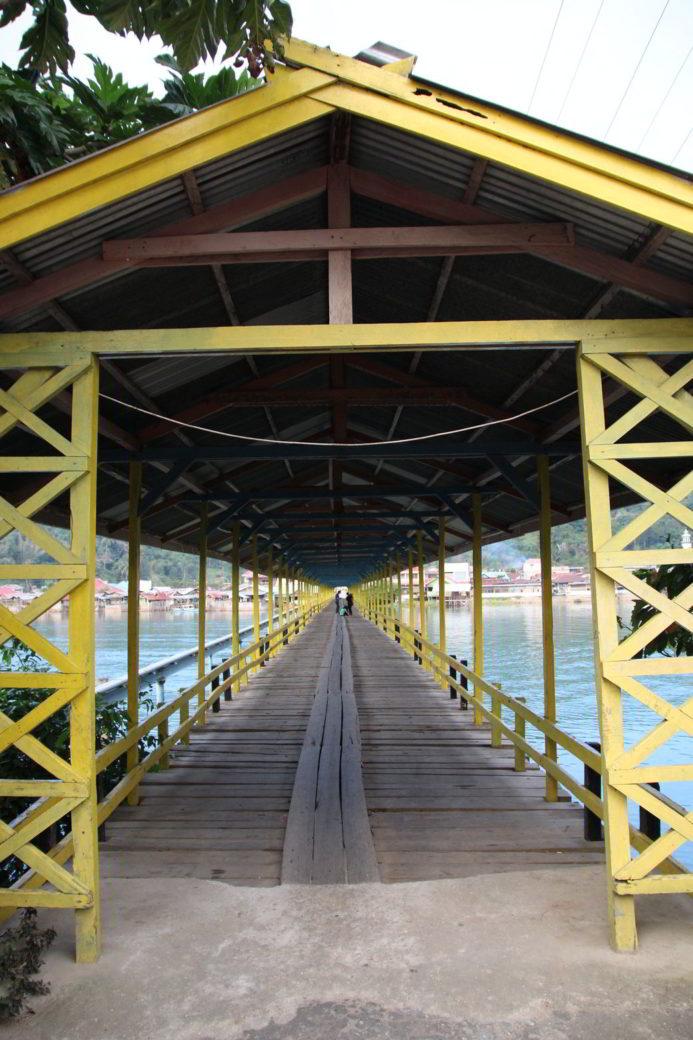 Tentena alte Brücke