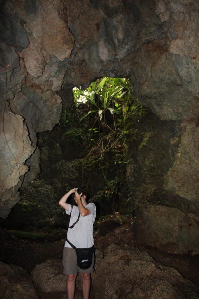 Tentena Fledermaushöhle