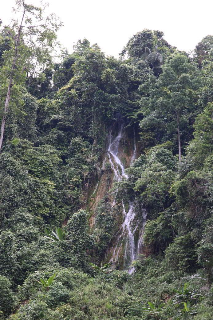 Tentena Wasserfall