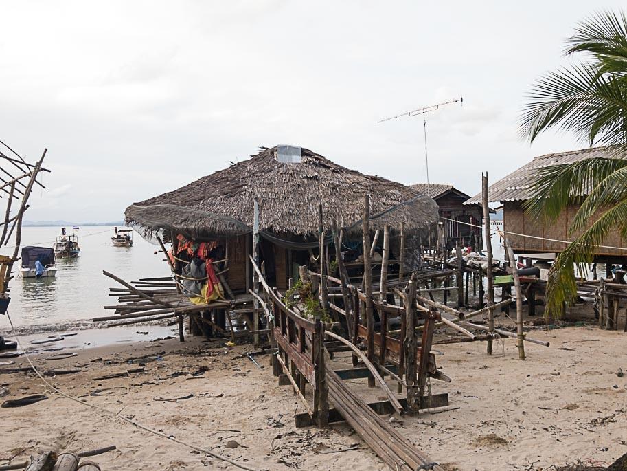 Fischerhaus, Ko Muk, Thailand