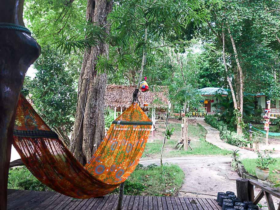 Ko Muk Garten, Ko Muk, Thailand