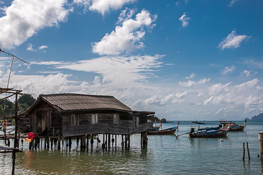 Fischerhaus auf Ko Muk