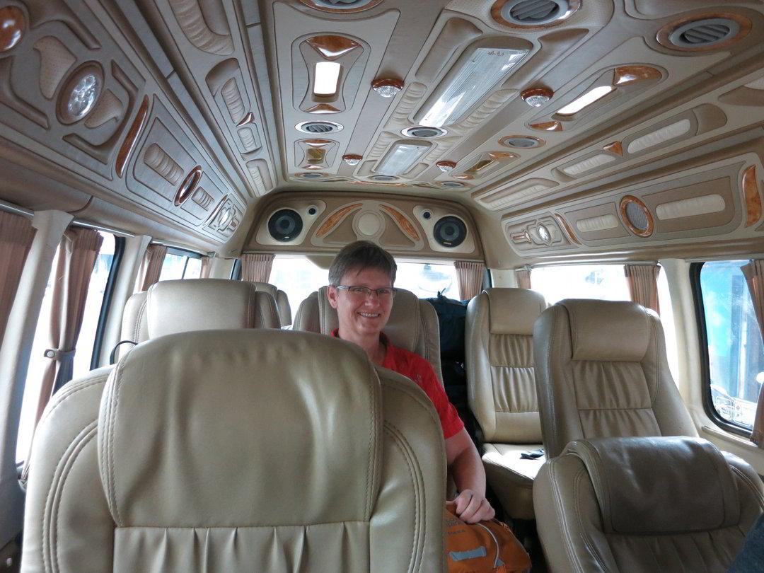 Thailand Luxus Van